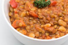 Hovkonditorn: Green Lentil Stew