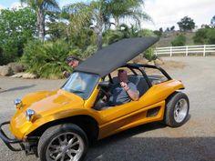 Manx Dune Buggy, Beach Buggy, Classic Trucks, Car Photos, Volkswagen, Dune Buggies, Vw Bugs, Bike, Cali