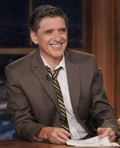 Craig Ferguson is 51, Comedian - talk show host.  5/17/2013