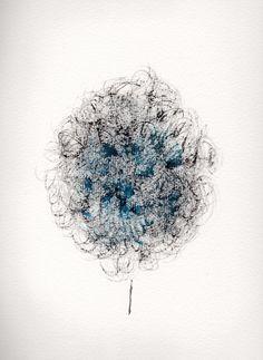 - Luft blummen - Fleur du vent -
