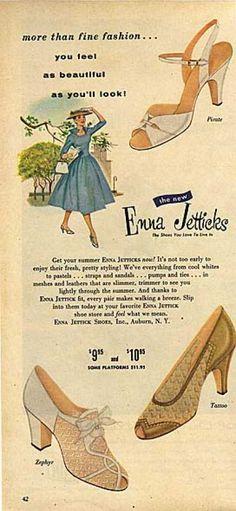 #vintage #shoe #ad