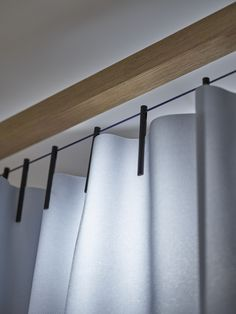 The Ready Made Curtain by Ronan & Erwan Bouroullec