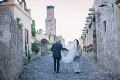 If it's adventure and love you seek, go far far away to a beautiful destination wedding in Turkey