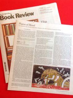 Yuko Shimizu - NY TIMES Book Review Iliad -