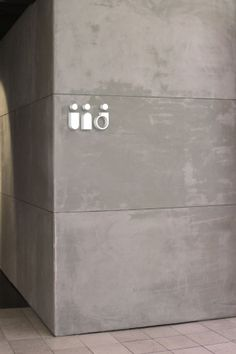 Wayfinding Library signage map pictograms by Kine Halland, via Behance