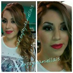 Makeup + Updo