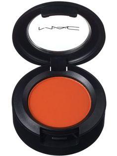 MAC Orange eyeshadow refill pan