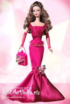 Барби НАИЛУЧШИЕ ПОЖЕЛАНИЯ http://www.asoledolls.ru/product_1393.html Стоимость: 5400=