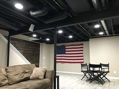 Superieur 20 Stunning Basement Ceiling Ideas Are Completely Overrated