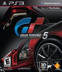 Gran Turismo 5 - (Sony PlayStation 3 - European Version : New Video Game Play Stations, Fifa 17, Uefa Euro 2016, Ps3 Games, Playstation Games, Games Box, Phone Games, Arcade Games, Sony