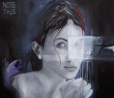 """Saatchi Online Artist Martin Georg Sonnleitner; Painting, """"Women"""" #art Saatchi Online, Woman Painting, 4 H, Erotic Art, Saatchi Art, Original Paintings, Artist, Artwork, Women"""