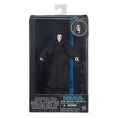 Star Wars The Black Series Emperor Palpatine Figure