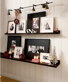 The Inspiration Files: Floating Shelves And How To Style Them