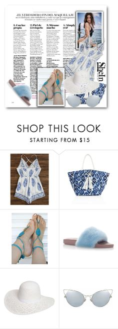 """Untitled #659"" by selmabjelic on Polyvore featuring Melissa Odabash, Dolce&Gabbana and Dorothy Perkins"