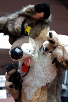 Angry Fursuits : Photo