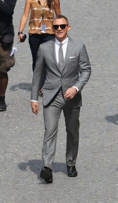 Tom ford 007 suit