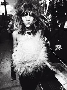 Freja. My crush.