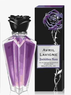 Wish you could bottle the smell of your favorite shampoo? This scent comes pretty close. Avril Lavigne Forbidden Rose - rated 4/5 on MakeupAlley.com
