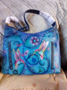 bd2b8b83a1 Anuschka-Hand-Painted-Large-Hummingbird-shoulder-bag-with-coin-wallet