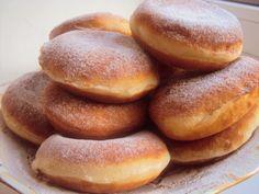 пончики с шоколадной начинкой-берлинеры.JPG