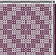 599 best Weaving - 4 shaft or less weaving drafts images ...