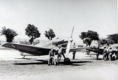 Rare image of an early Luftwaffe Messerschmitt Bf-109 B in Spain during the Spanish Civil War, 1936.