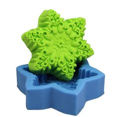 R0839 2012 New Silicone Soap Mold Star Soap Molds Star Silicone Soap Molds Soap Moulds Star Soap Mould.