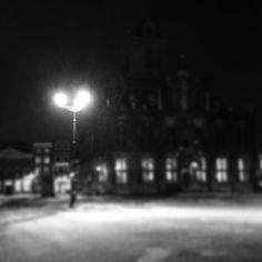 #delft in black and white