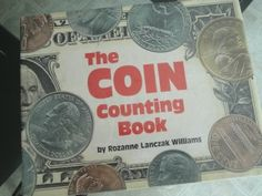This book was so fantastic for teaching my little guy about money. (Children's Book Review ~ Money)
