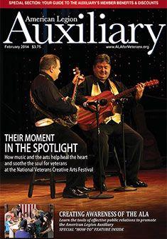 Auxiliary magazine, 2014, Vol. I, February 2014