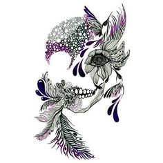 41 Inspiring and Mostly Black and White Tattoos to Inspire Your Next Ink Session . 41 and Mostly Black and White Tattoos to Inspire Your Next Ink Session . Inspiration Tattoos, Tatto Skull, Tattoo Feather, Sugar Skull Tattoos, Pretty Skull Tattoos, Sugar Skull Sleeve, Floral Skull Tattoos, Feather Drawing, Sugar Skull Girl