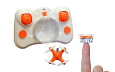 AERIUS ™ - The NEW World's Smallest Quadcopter ®