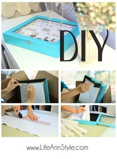 DIY Tiffany & Co inspired Jewelry Box | Ann Le Style