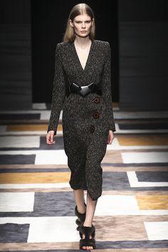The Salvatore Ferragamo Fall 2015 fashion show