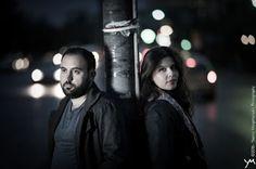 HXOγραφήματα: Ο Γρηγόρης Πολύζος & η Μαρία Κρασοπούλου Στον Σταυ...