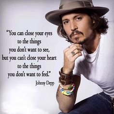 """Johnny Depp"" quote #janefox"