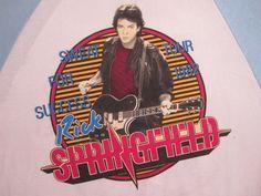Rick Springfield 1982 Tour