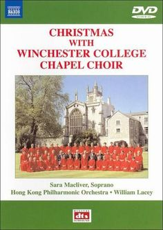 Christmas With Winchester College Chapel Choir [DVD] [English]
