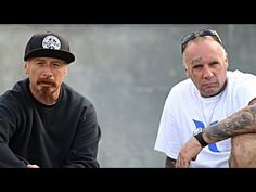 Jay Adams and Dennis Martinez talk about the past and present.