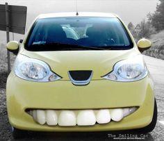 The Dental Dream Car.