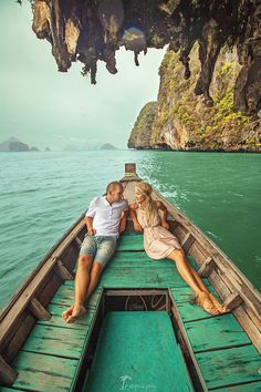 Floating amazing waters of Thailand #romance