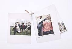 Lookbook ontwerp voor de collectie fall-winter 2014 van JETPAQ
