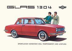 1967 Glas 1304