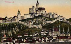 TrynchinioAD1700 - Trenčínský hrad – Wikipedie