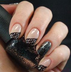 Kynsin: Epäkuvauksellinen tuherrus Nail Art, Nails, Beauty, Finger Nails, Ongles, Nail Arts, Beauty Illustration, Nail Art Designs, Nail