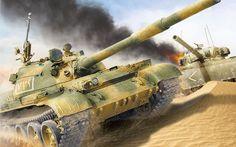T-62 during the Yom Kippur War
