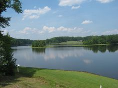 Fishing/boating at Holt Lake in Butner, NC