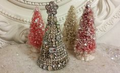 Ms Bingles Vintage Christmas: The Christmas Trees are Ready!