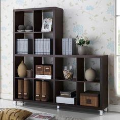 Baxton Studio Cube Cabinet - Bookcases at Hayneedle