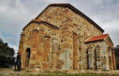 Santa Cristina Lena en Asturias | Guías Viajar
